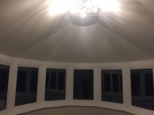 Internal View of Replacement Conservatory roof