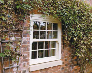 Vertical Sliding Sash UPVC Windows Ammanford, Carmarthenshire